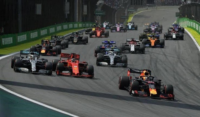 Formula 1 launches Virtual Grand Prix Series