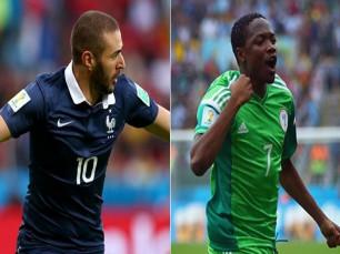 França vs Nigéria: o maior prémio que vais encontrar ao apostar nos Gauleses