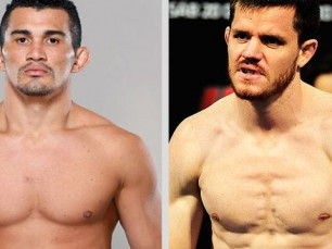 C.B Dollaway vs Fancimar Barroso (UFC – 10 de Setembro 2016)