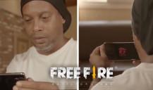 Free Fire: Ronaldinho Gaúcho promove torneio e time para a modalidade