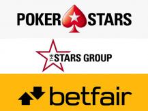 Betfair y PokerStars se fusionan para crear la compañía de apuestas más grande del mundo