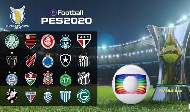Globo fecha parceria com Konami