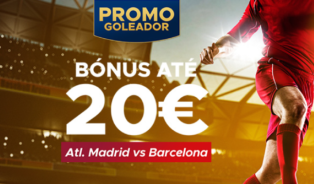 Ganhos duplos no Atlético Madrid vs Barcelona