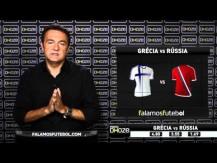 Grécia v Rússia por Luís Freitas Lobo