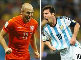 Apostas Holanda X Argentina: Mestria de Van Gaal pode travar Alvi-celeste