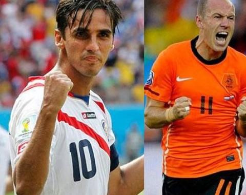 Holanda vs Costa Rica: o maior prémio que vais encontrar ao apostar em qualquer uma destas equipas