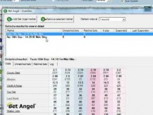 How to set up Mutli market trading with Bet Angel - Betfair trading
