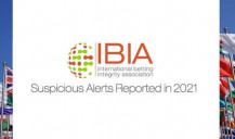 IBIA reports 65 suspicious bets