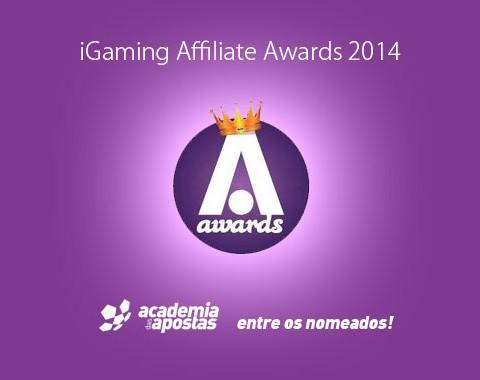 Academia das Apostas nomeada para os IGB Awards