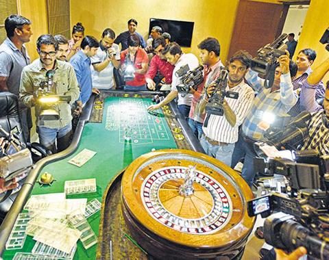 Casinos e apostas desportivas legais na Índia?