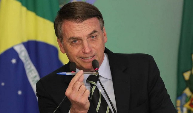 Jair Bolsonaro shows support for casinos in Brazil