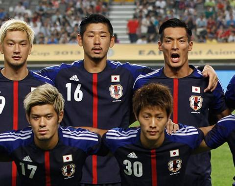 Análise à Seleção do Japão e os seus jogadores chave: Kagawa, Keisuke e Nagatomo