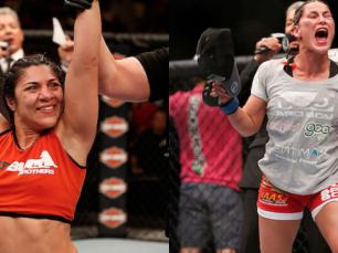 Jéssica Eye vs Bethe Correia (UFC – 11 de Setembro 2016)