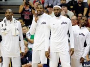 Apostas Olímpicas: Estrelas da NBA devem trazer nova medalha de Ouro