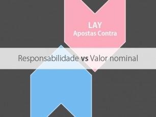 Responsabilidade X Valor nominal