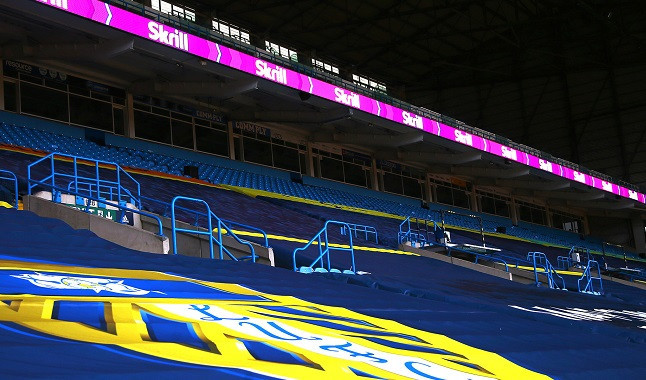 Leeds United closes deal with operator Skrill