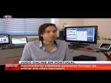 Legalização do jogo online em Portugal e o vício do jogo - SIC