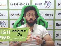 Liga dos Campeões, Grupo F - Shakhtar ou Lyon?