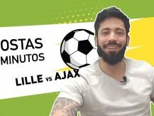 Lille vs Ajax  – Liga dos Campeões – Grupo H