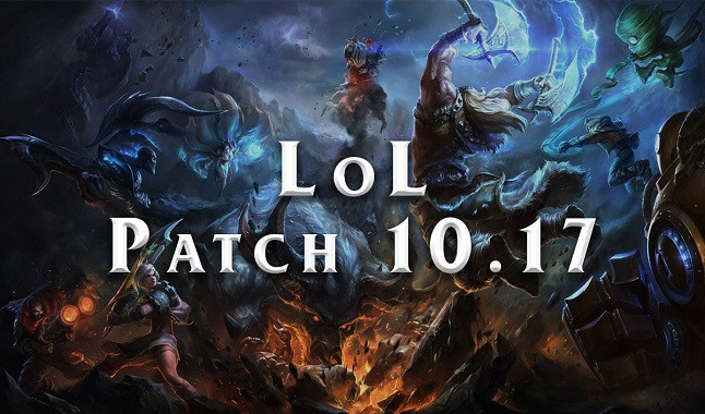 LoL: Nova atualização 10.17 buffs
