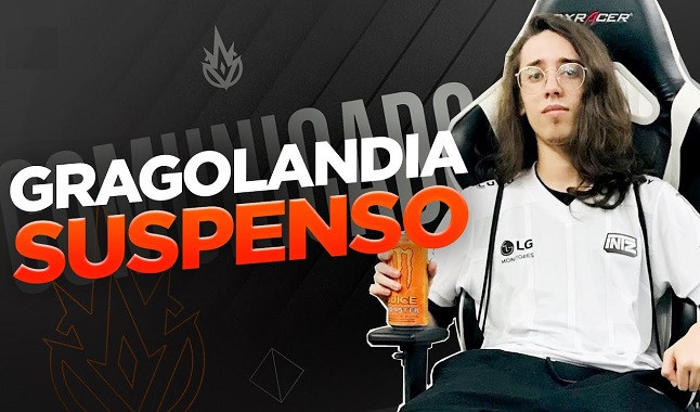 LoL: Gragolandia is punished for gambling involvement