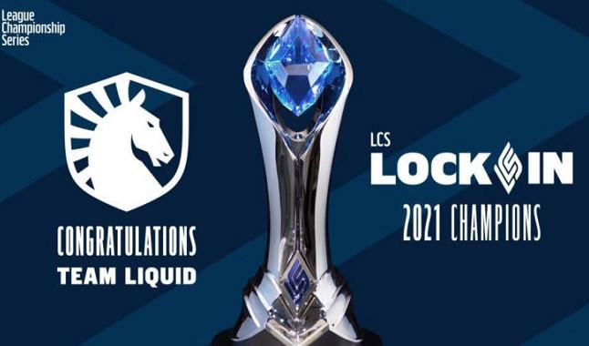 LoL: Team Liquid is LCS Lock In champion