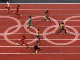 """Atletismo: Parte II do """"show"""" Bolt"""