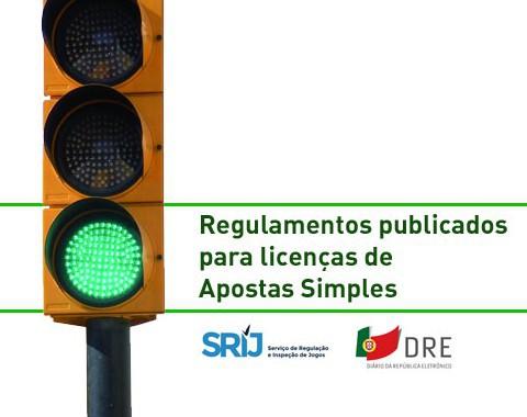 Luz verde para licenças de Apostas desportivas à cota online