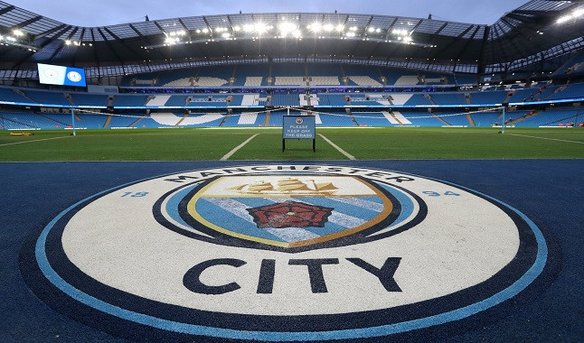 Manchester City to play in the Champions League