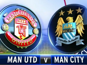 Manchester United vs Manchester City: Odd de 5.00 para o United e de 3.50 para o City