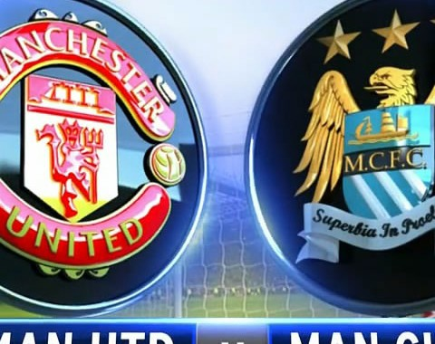Manchester United vs Manchester City: Odd de 5.00 para o United e de 3.50 para o City