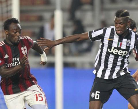 Análise do jogo: Milan vs Juventus (20 Setembro 2014)