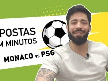 MONACO vs PSG  – Campeonato Francês (vídeo)