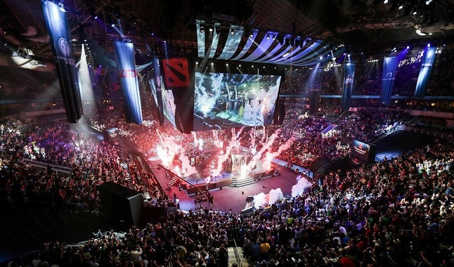 Dota 2 World Championship beats prize pool records