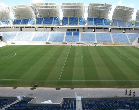 Estádio das Dunas, Natal - Estádios do Mundial Brasil 2014