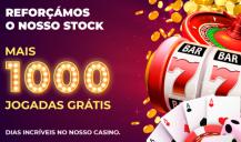 1000 Jogadas grátis no Casino Nossa Aposta