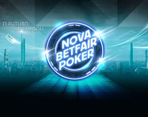 Já está online a Nova Betfair Poker da rede iPoker. Não percas as Excelentes Promoções!