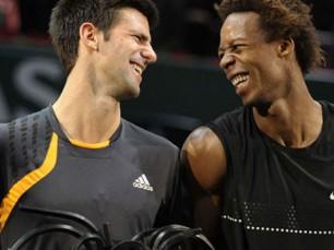 Análise do jogo: Novak Djokovic vs Gael Monfils (ATP Masters 1000 de Paris)
