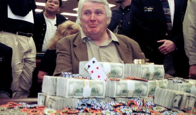 The poker world loses one of its stars
