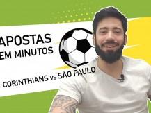 Odds asiáticas no Corinthians vs São Paulo