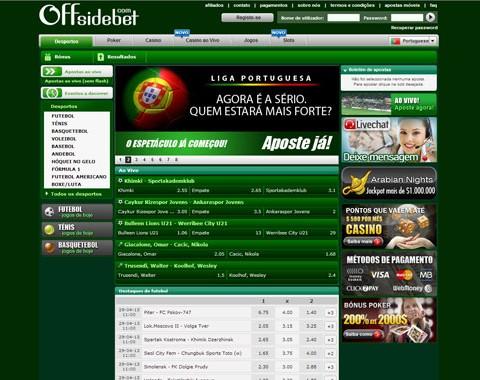 Flash Promotion 2 EUR Grátis na Offsidebet