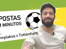 Olympiakos vs Tottenham – UEFA Liga dos Campeões – Fase de grupos, 1ª rodada (vídeo)