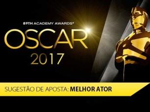 Apostas Oscar 2017 - Melhor Ator