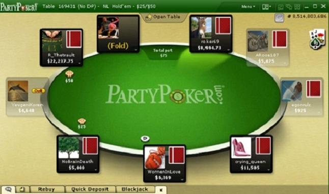 A saída da Partypoker no mercado australiano