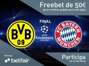 Passatempo: qual o resultado do jogo Borussia Dortmund vs Bayern München?