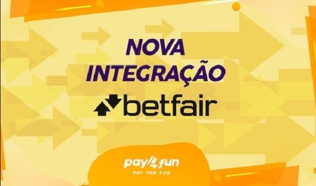 Pay4Fun anuncia parceria com a Betfair