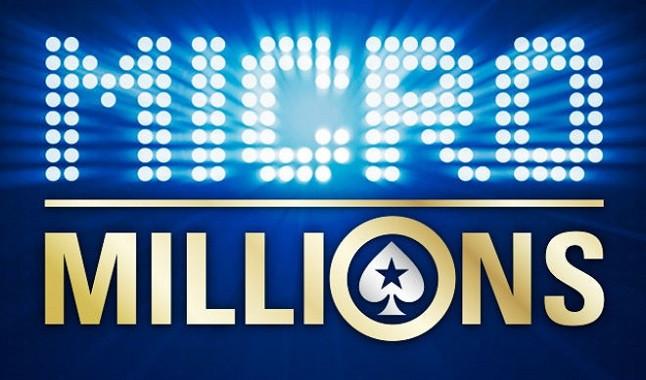 PokerStars anuncia MicroMillions com mais de US$ 4,7 milhões