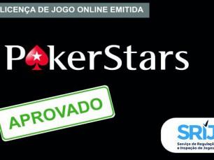 PokerStars com licença para operar jogo online em Portugal