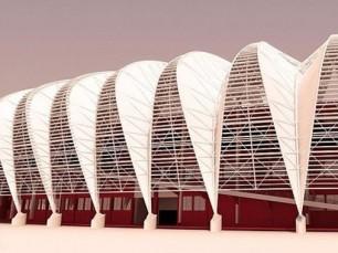 Estádio Beira-Rio, Porto Alegre - Estádios do Mundial Brasil 2014