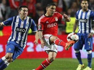Benfica vs Porto: aposta Grátis ao vivo de 5€